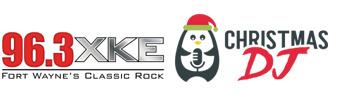 WXKE Christmas DJ